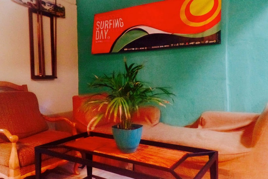 New Hostel in El Cuco for Backpackers